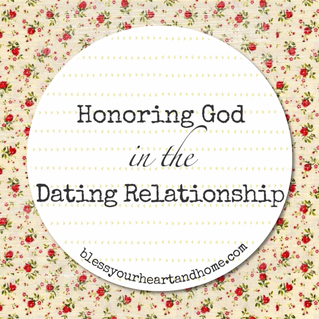 Honoring god in dating