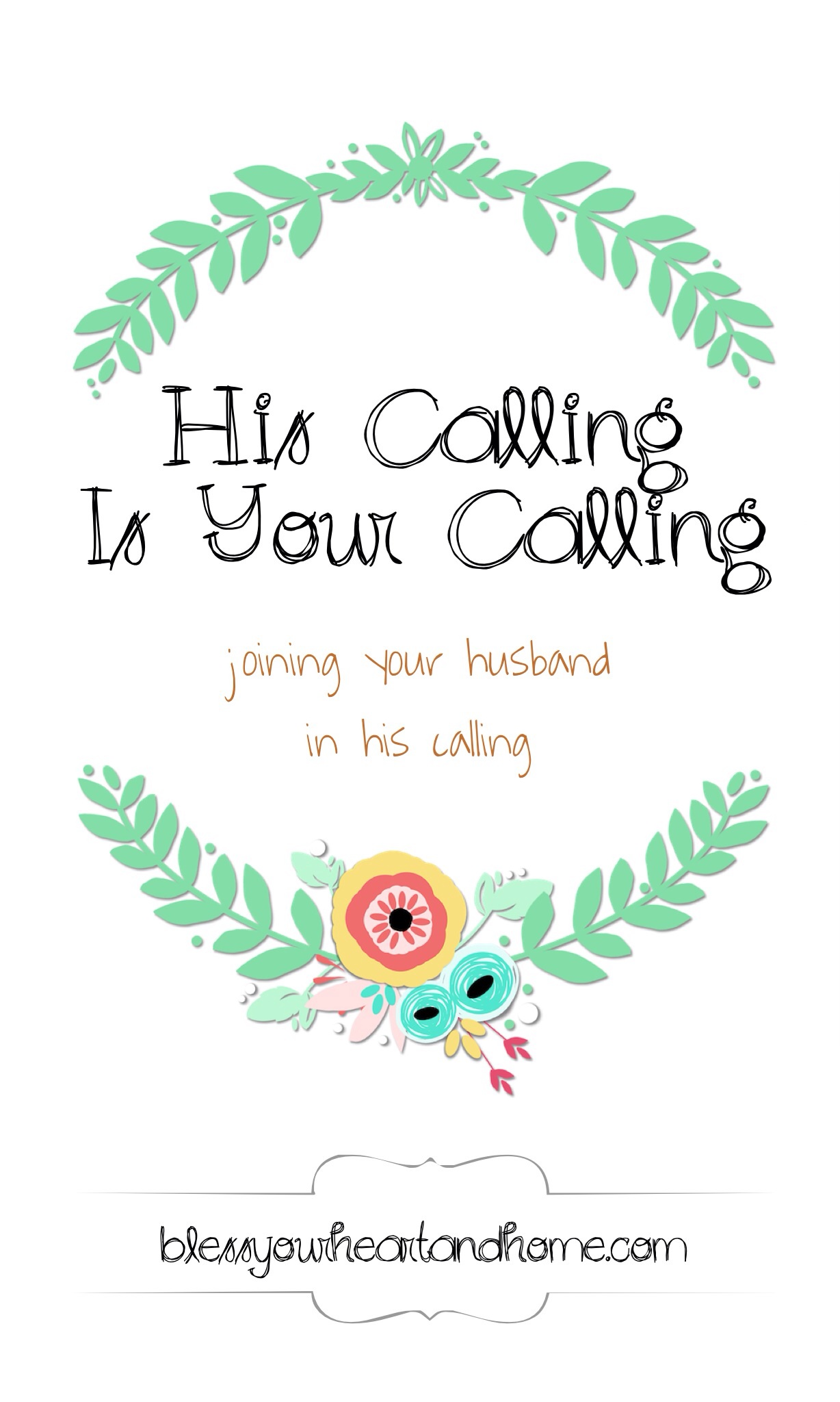 His Calling Is Your Calling